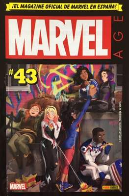 Marvel Age (2016-2019) (Grapa) #43