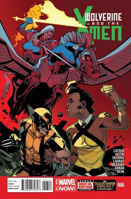 Wolverine and the X-Men Vol. 2 #6