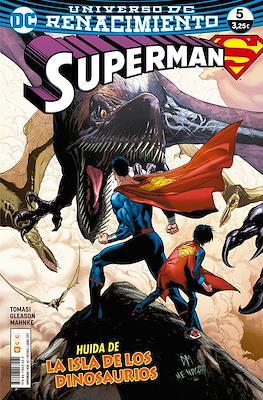 Superman. Nuevo Universo DC / Renacimiento (Grapa) #60/5