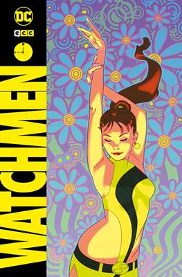 Coleccionable Watchmen (Cartoné) #4