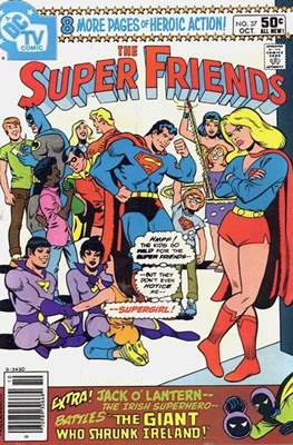 Super Friends Vol.1 (1976-1981) (Grapa, 32 págs.) #37