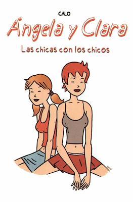 Ángela y Clara: Las chicas con los chicos