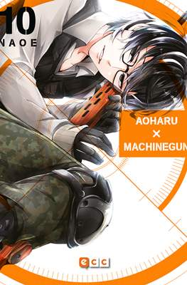 Aoharu x Machinegun (Rústica) #10