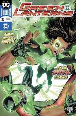 Green Lanterns Vol. 1 (2016-2018) (Comic-book) #36