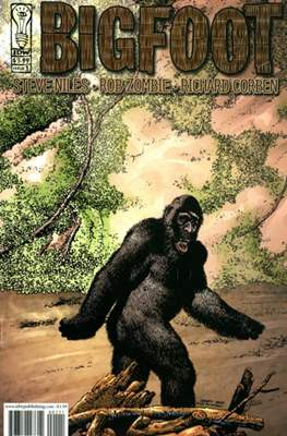 Bigfoot (grapa) #1