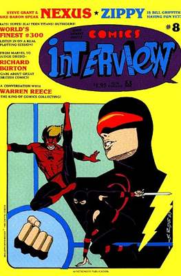 David Anthony Kraft's Comics Interview #8