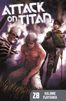 Attack on Titan (Softcover) #28