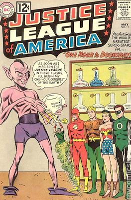 Justice League of America (1960-1987) #11