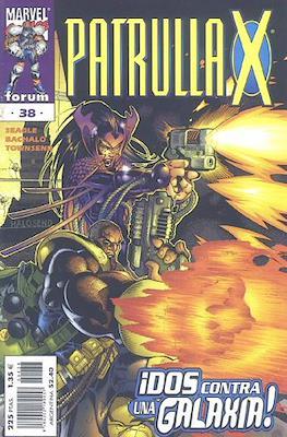 Patrulla-X Vol. 2 (1996-2005) (Grapa) #38