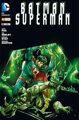Batman / Superman. Nuevo Universo DC (Grapa) #22