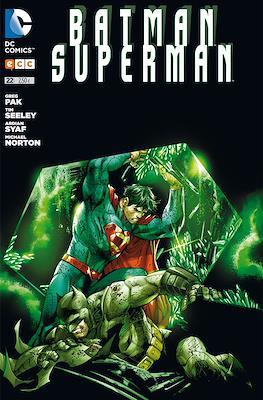 Batman / Superman. Nuevo Universo DC #22