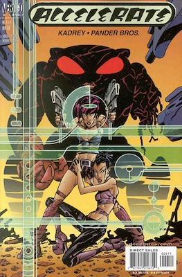 Accelerate (comic-book) #4