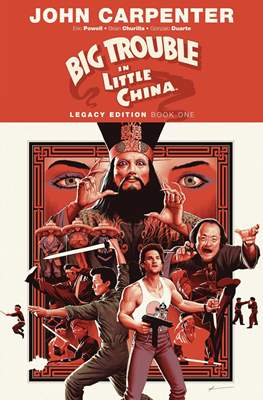 Big Trouble in Little China Legacy Edition