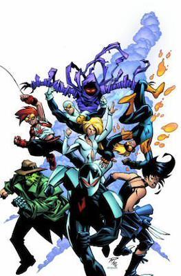 Marvel Team-Up (Rustica) #3
