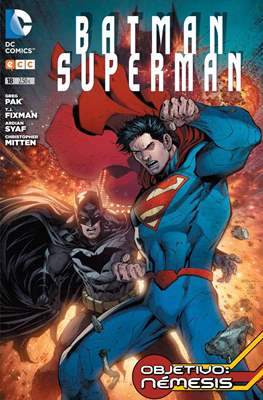 Batman / Superman. Nuevo Universo DC (Grapa) #18