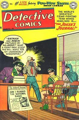 Detective Comics Vol. 1 (1937-2011; 2016-) (Comic Book) #193
