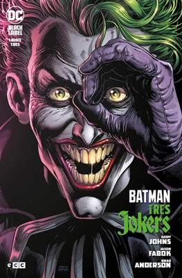 Batman: Tres Jokers (Cartoné 48 pp) #3