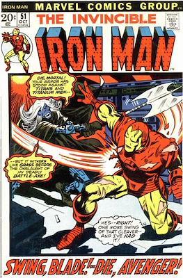 Iron Man Vol. 1 (1968-1996) (Comic book) #51