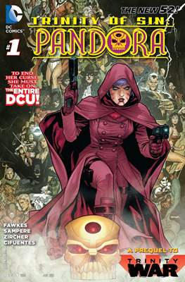 Trinity of Sin: Pandora Vol 1 (Comic-Book) #1