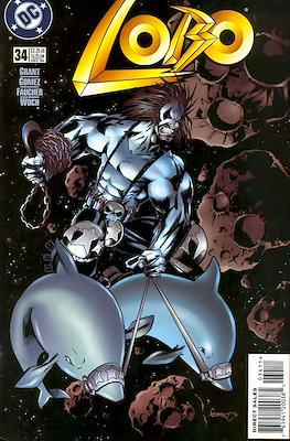 Lobo Vol. 2 (1993 - 1999 Grapa) #34