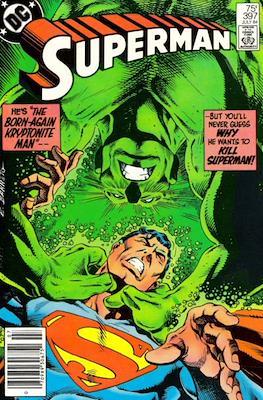 Superman Vol. 1 / Adventures of Superman Vol. 1 (1939-2011) (Comic Book) #397