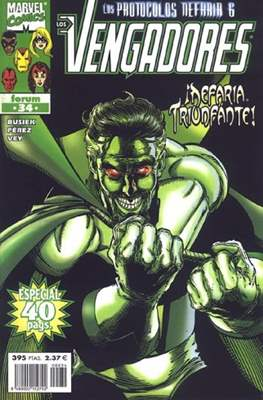 Los Vengadores vol. 3 (1998-2005) (Grapa. 17x26. 24 páginas. Color. (1998-2005).) #34