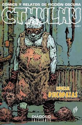 Cthulhu (Rústica 80 pp) #21