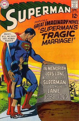 Superman Vol. 1 / Adventures of Superman Vol. 1 (1939-2011) (Comic Book) #215