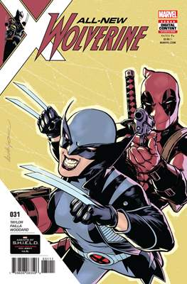 All-New Wolverine (2016-) #31
