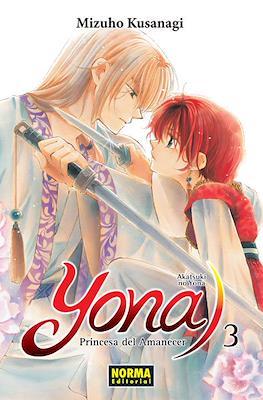 Yona, Princesa del Amanecer (Rústica con sobrecubierta) #3