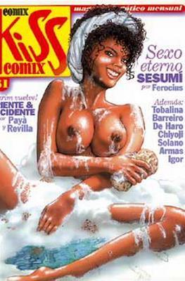 Kiss Comix #61