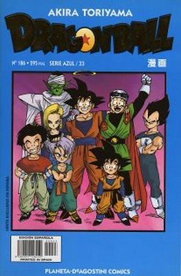 Dragon Ball - Serie Azul (Grapa) #186