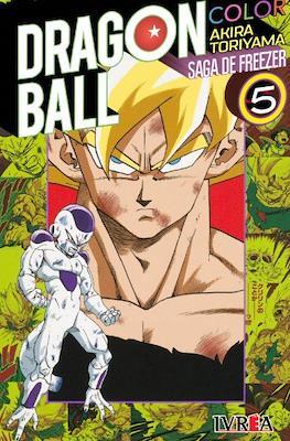 Dragon Ball Color: Saga Freezer #5