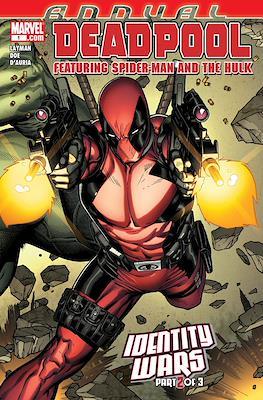 Deadpool (2008-2012) Annual