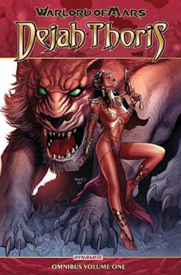 Warlord of Mars: Dejah Thoris Omnibus