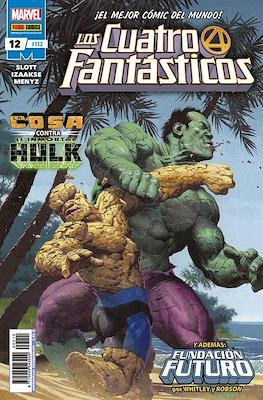 Los 4 Fantásticos / Los Cuatro Fantásticos Vol. 7 (2008-) (Grapa 24-48 pp) #112/12