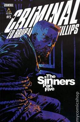Criminal The Sinners (2009) (Comic book 40 pags) #5