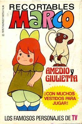 Recortables Marco
