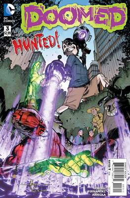 Doomed (Comic Book) #3