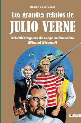 Los Grandes Relatos de Julio Verne (Cartoné 128 pp) #2