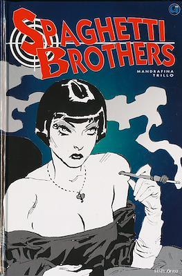 Spaghetti Brothers (Cartoné. blanco y negro) #3