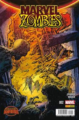 Secret Wars: Marvel Zombies (Grapa) #2