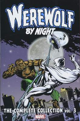 Werewolf by Night: The Complete Collection (Softcover) #3