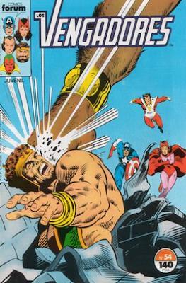 Los Vengadores Vol. 1 (1983-1994) #54