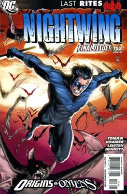 Nightwing Vol. 2 (1996) (Saddle-stitched) #153