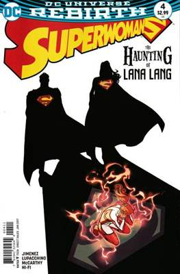 Superwoman (2016-2018) (Comic-book) #4