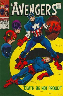 The Avengers Vol. 1 (1963-1996) (Comic Book) #56