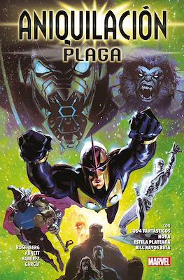 Aniquilación: Plaga. 100% Marvel HC