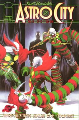 Astro City vol. 2 (1998-2001) (Grapa 24 pp) #11
