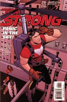 Tom Strong (Comic Book) #26